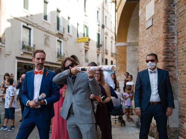 Il matrimonio di Paolo e Elena a Treviso, Treviso 111