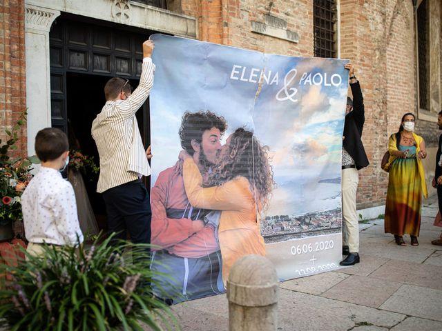 Il matrimonio di Paolo e Elena a Treviso, Treviso 112