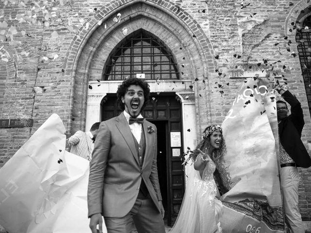Il matrimonio di Paolo e Elena a Treviso, Treviso 113