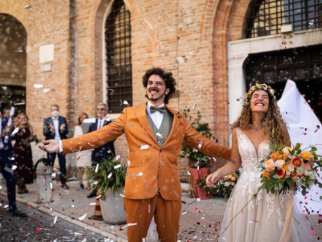 Il matrimonio di Paolo e Elena a Treviso, Treviso 1