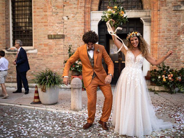 Il matrimonio di Paolo e Elena a Treviso, Treviso 117