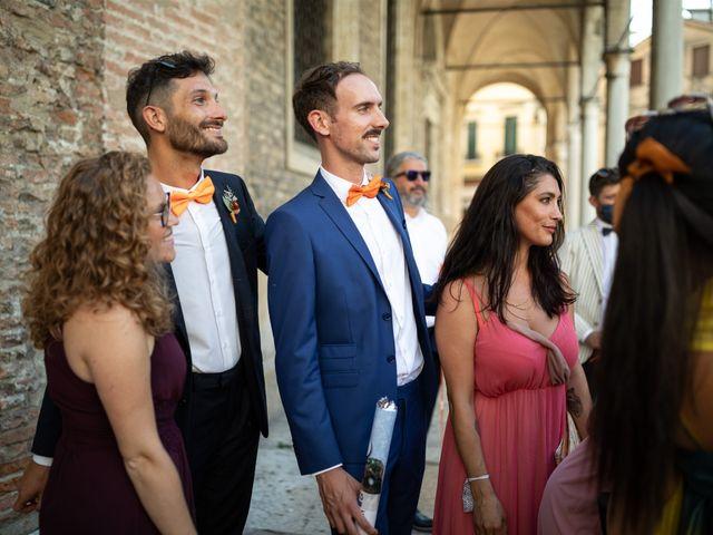 Il matrimonio di Paolo e Elena a Treviso, Treviso 122