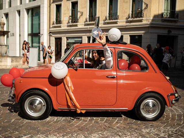 Il matrimonio di Paolo e Elena a Treviso, Treviso 126