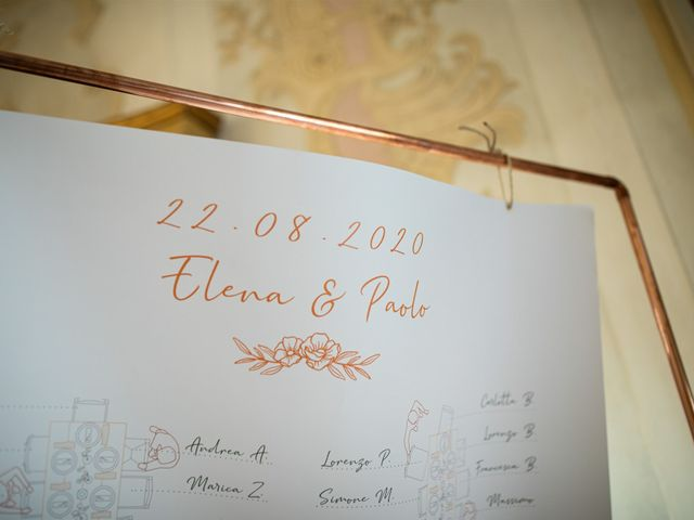 Il matrimonio di Paolo e Elena a Treviso, Treviso 157