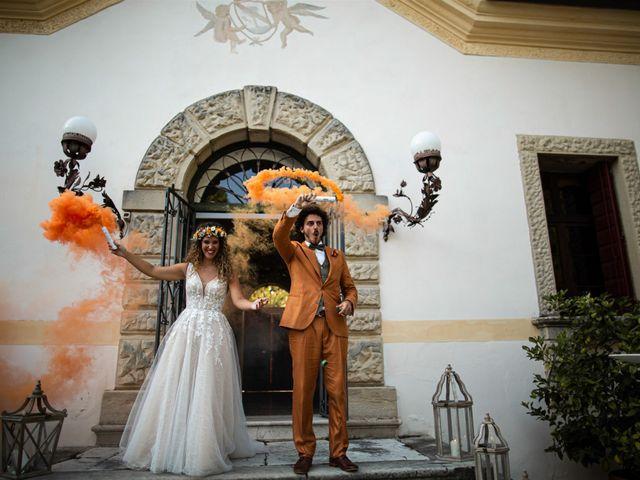 Il matrimonio di Paolo e Elena a Treviso, Treviso 158