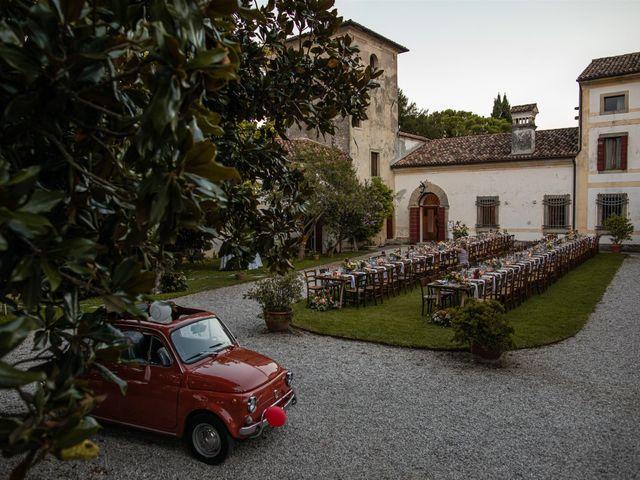 Il matrimonio di Paolo e Elena a Treviso, Treviso 194