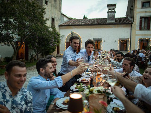 Il matrimonio di Paolo e Elena a Treviso, Treviso 201