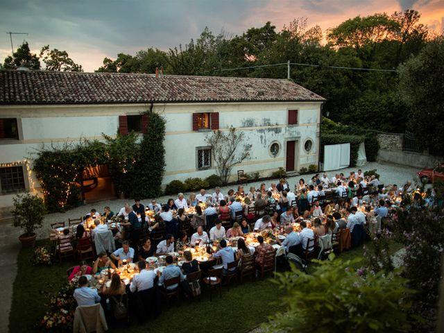 Il matrimonio di Paolo e Elena a Treviso, Treviso 204