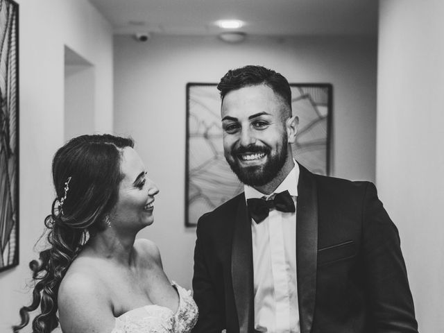 Il matrimonio di Enza e Francesco a Cellole, Caserta 13