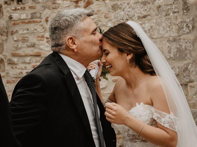 Il matrimonio di Enza e Francesco a Cellole, Caserta 17