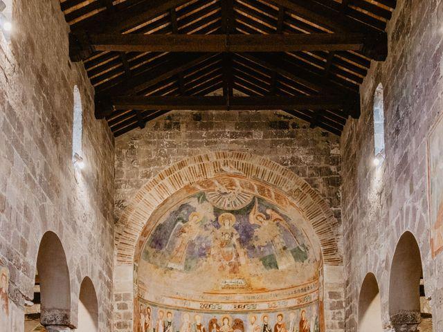 Il matrimonio di Enza e Francesco a Cellole, Caserta 19