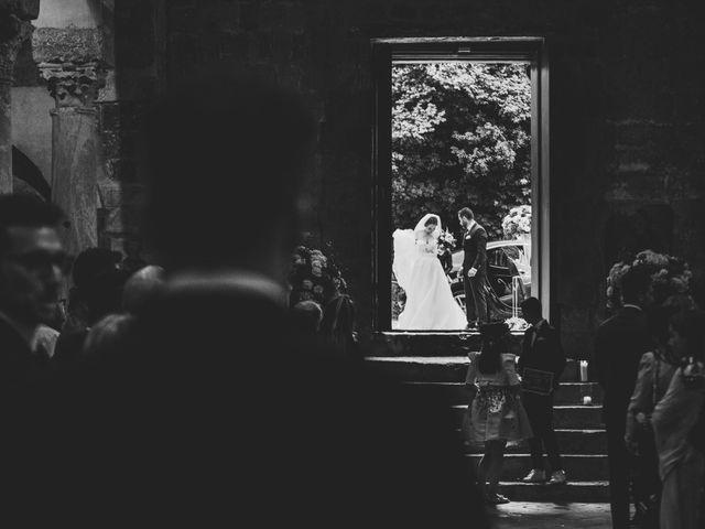 Il matrimonio di Enza e Francesco a Cellole, Caserta 20