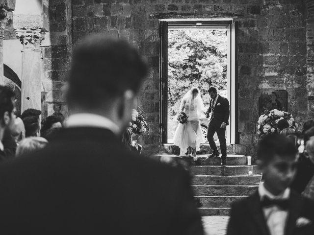 Il matrimonio di Enza e Francesco a Cellole, Caserta 21