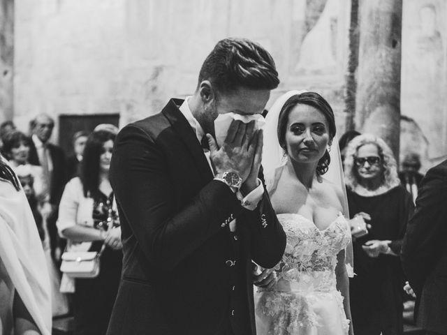 Il matrimonio di Enza e Francesco a Cellole, Caserta 1