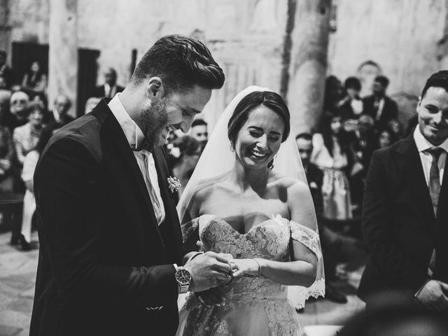 Il matrimonio di Enza e Francesco a Cellole, Caserta 23