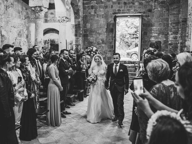 Il matrimonio di Enza e Francesco a Cellole, Caserta 25