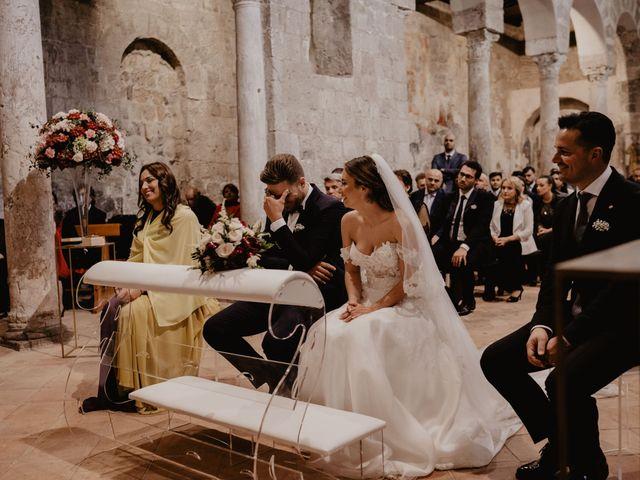 Il matrimonio di Enza e Francesco a Cellole, Caserta 26