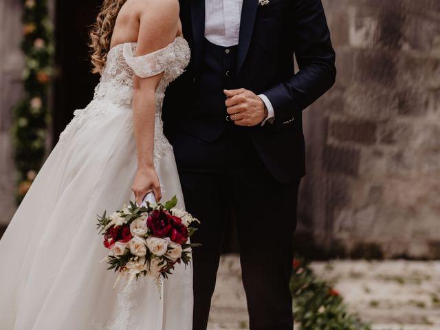 Il matrimonio di Enza e Francesco a Cellole, Caserta 34