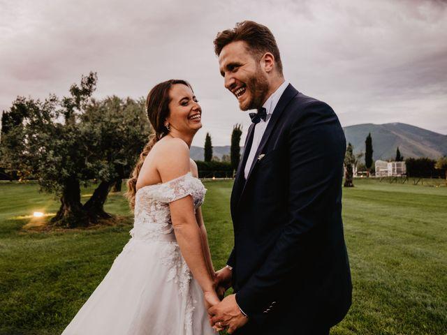 Il matrimonio di Enza e Francesco a Cellole, Caserta 42