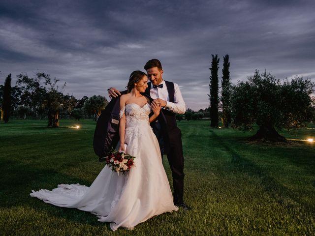 Il matrimonio di Enza e Francesco a Cellole, Caserta 43