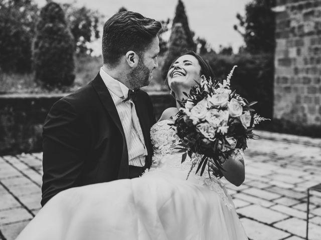 Il matrimonio di Enza e Francesco a Cellole, Caserta 50