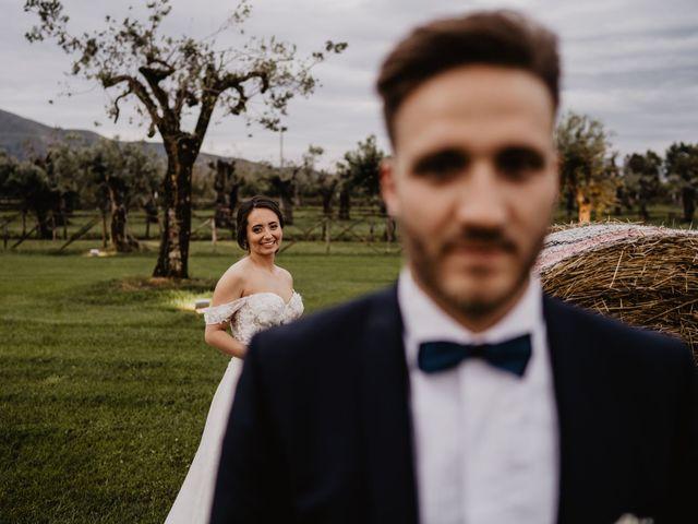 Il matrimonio di Enza e Francesco a Cellole, Caserta 55