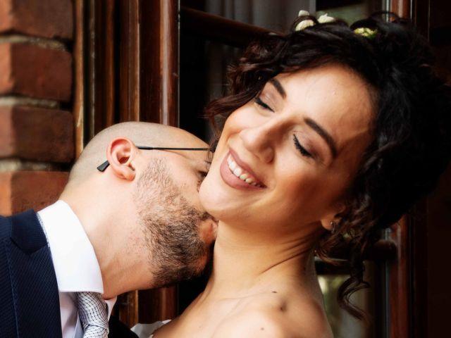 Le nozze di Simona Ferrante e Vincenzo Follino