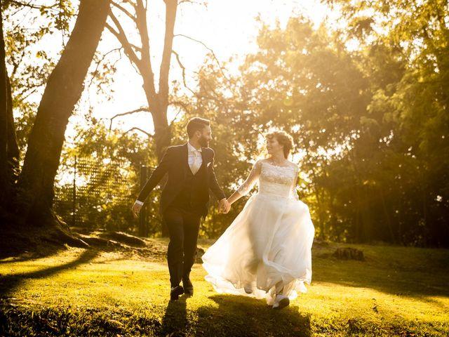Le nozze di Agostino e Giulia