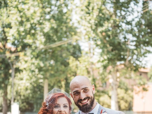 Il matrimonio di Luca e Erica a Bologna, Bologna 15