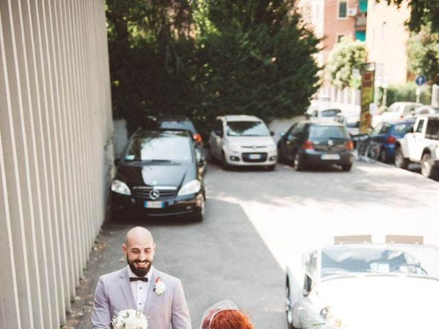 Il matrimonio di Luca e Erica a Bologna, Bologna 16