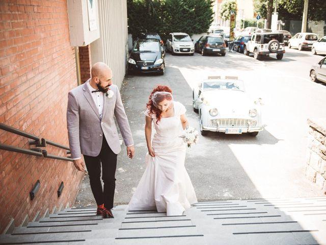 Il matrimonio di Luca e Erica a Bologna, Bologna 17