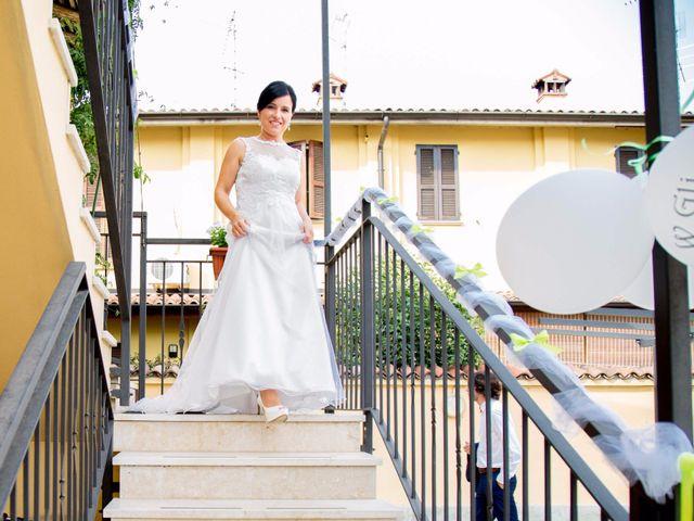 Il matrimonio di Marco e Ludmila a Grumello Cremonese ed Uniti, Cremona 11