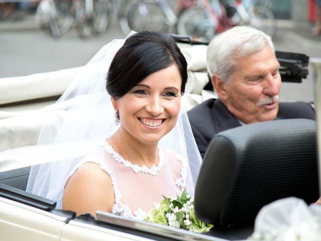 Il matrimonio di Marco e Ludmila a Grumello Cremonese ed Uniti, Cremona 12