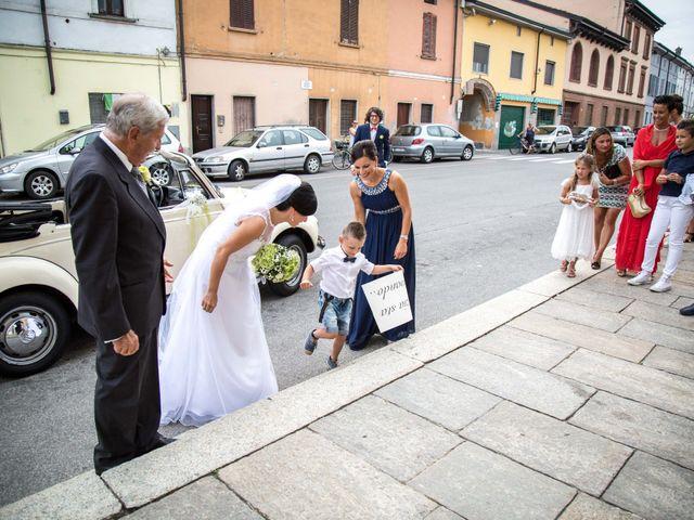 Il matrimonio di Marco e Ludmila a Grumello Cremonese ed Uniti, Cremona 13