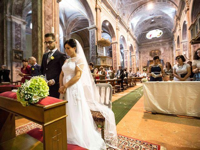 Il matrimonio di Marco e Ludmila a Grumello Cremonese ed Uniti, Cremona 14