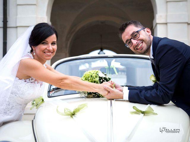 Il matrimonio di Marco e Ludmila a Grumello Cremonese ed Uniti, Cremona 22