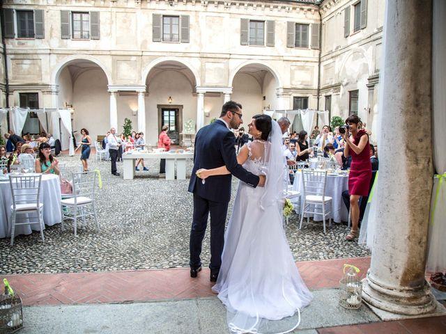 Il matrimonio di Marco e Ludmila a Grumello Cremonese ed Uniti, Cremona 25