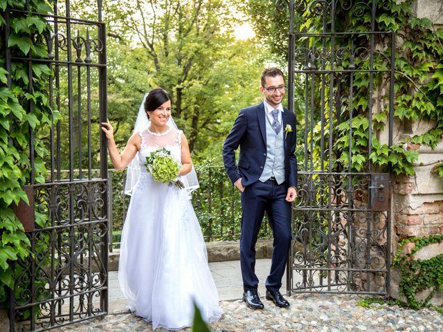 Il matrimonio di Marco e Ludmila a Grumello Cremonese ed Uniti, Cremona 28