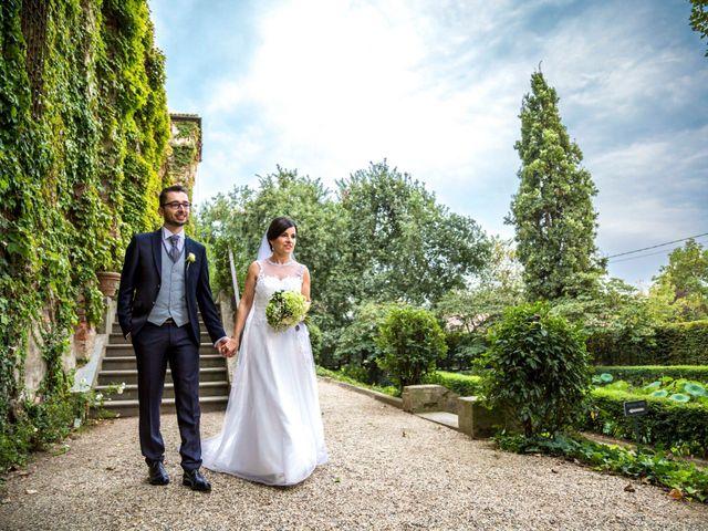 Le nozze di Ludmila e Marco