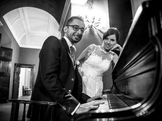 Il matrimonio di Marco e Ludmila a Grumello Cremonese ed Uniti, Cremona 33