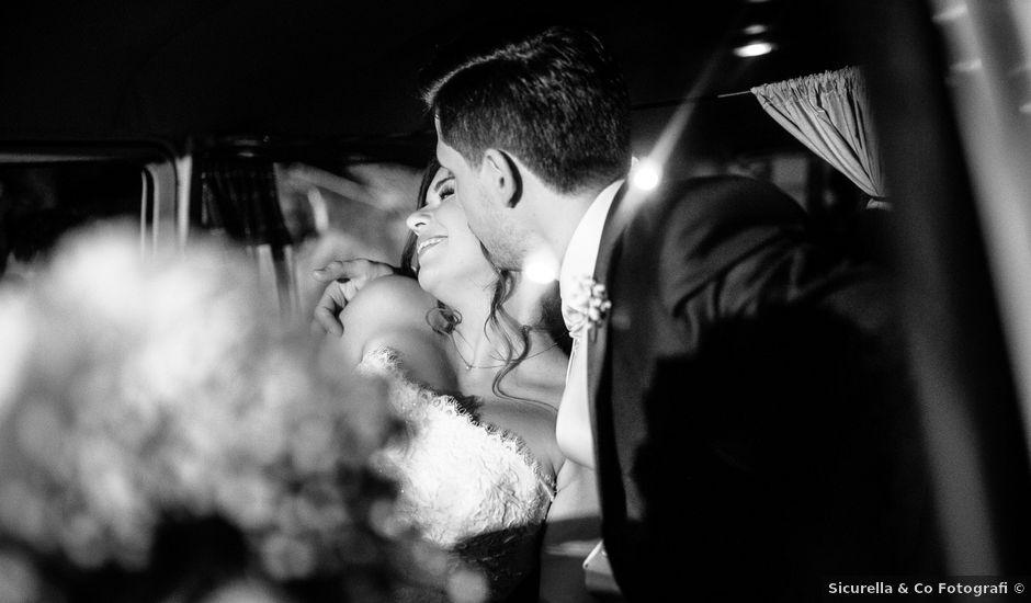Il matrimonio di Domenico e Enrica a Catania, Catania