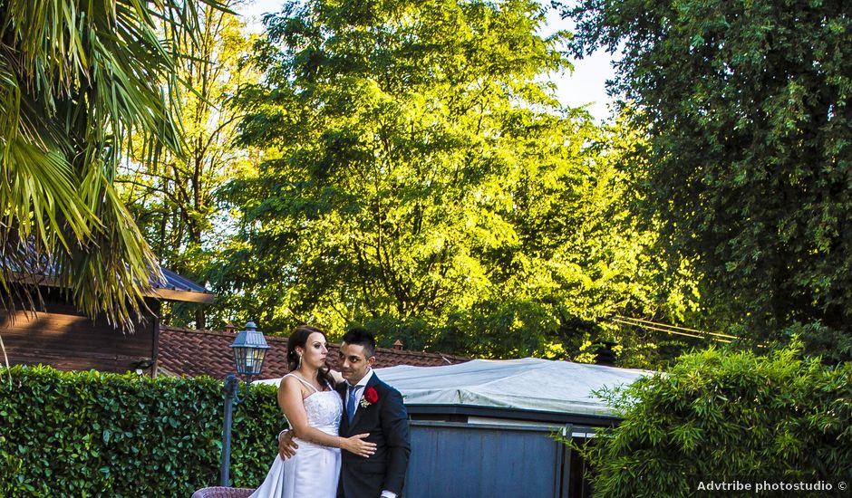 Il matrimonio di Gianluca e Daniela a Cogliate, Monza e Brianza