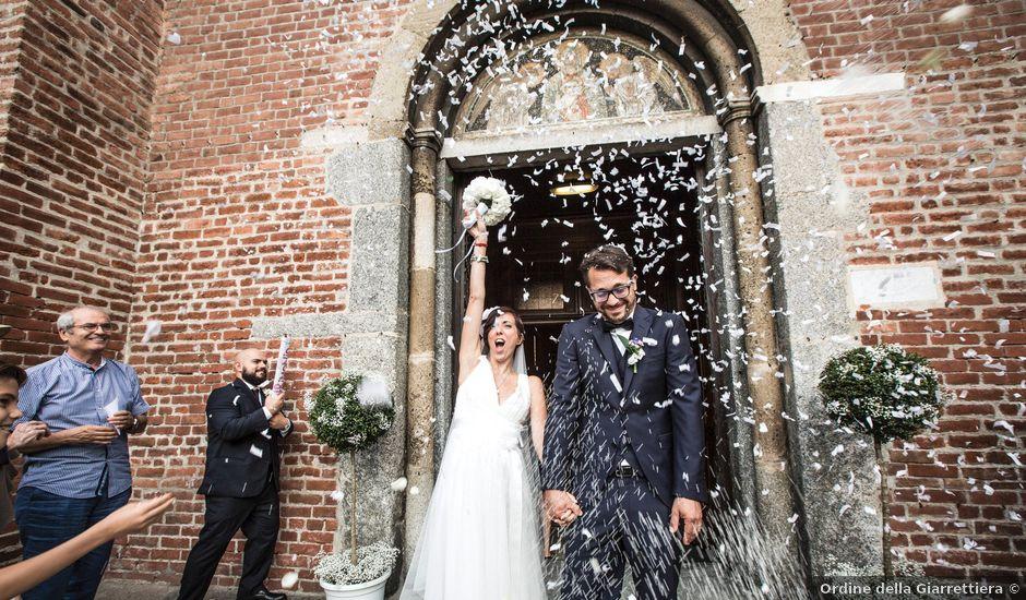 Il matrimonio di Massimo e Elena a Milano, Milano