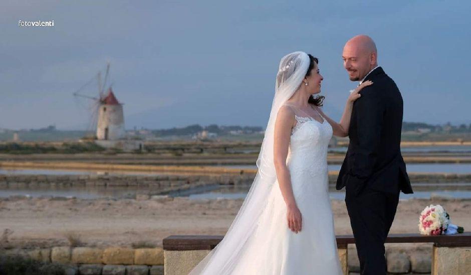 Il matrimonio di Marco e Giusy a Marsala, Trapani