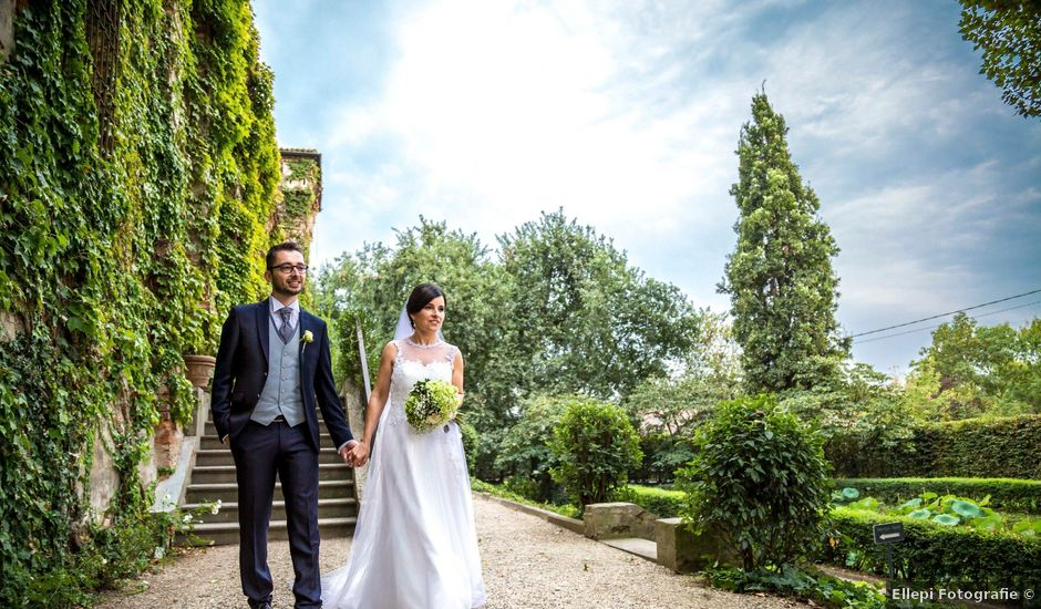 Il matrimonio di Marco e Ludmila a Grumello Cremonese ed Uniti, Cremona