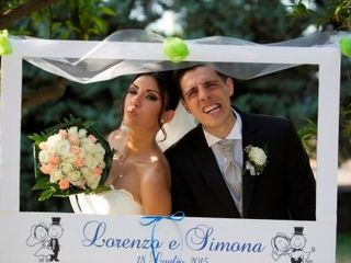 Le nozze di Lorenzo e Simona 1