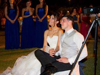 Le nozze di Lorenzo e Simona