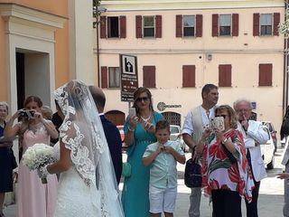 Le nozze di Jessica  e Carmine 1