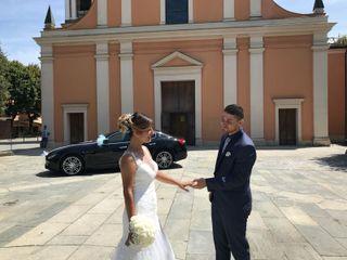 Le nozze di Jessica  e Carmine