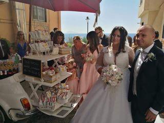 Le nozze di Arianna Goliuso e Davide Schirato